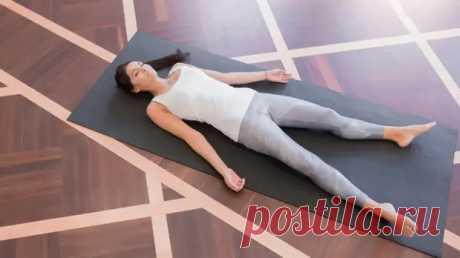 Вытягивание позвоночника перед сном - привейте себе эту очень полезную привычку!