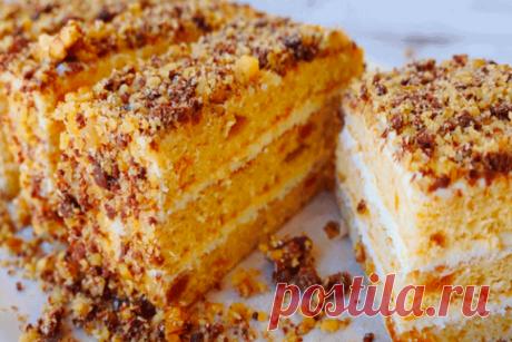 Самый нежный пирог к чаю «ЛЮБИМЧИК». | Кулинарные рецепты | Яндекс Дзен