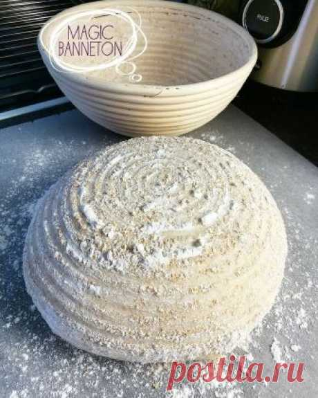Холодная ночная расстойка теста  для выпечки хлеба