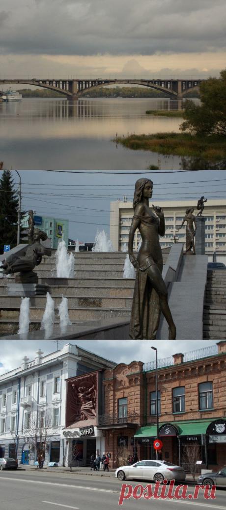 Я влюбилась в Красноярск уже давно и считаю его одним из красивейших городов России. Здесь роскошные мосты, сказочные фонтаны и уютные улочки. Столица Восточной Сибири покоряет раз и навсегда. Об этом моя статья. Часть вторая.