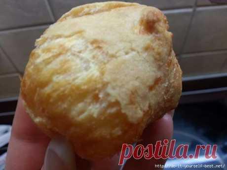 Вкуснейшие сырные булочки!.
