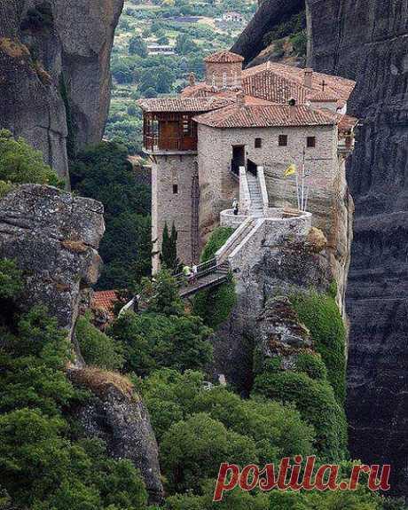 Мой Мир@Mail.Ru  Монастыри Греции
