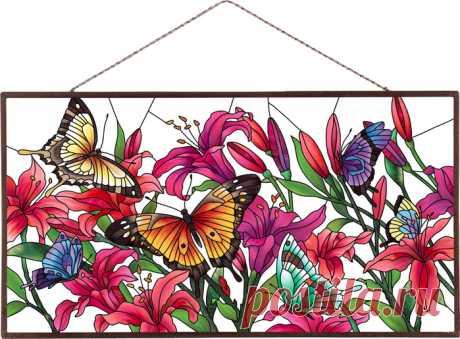 Потрясающе красивые изделия из художественного стекла от Art Glass Company