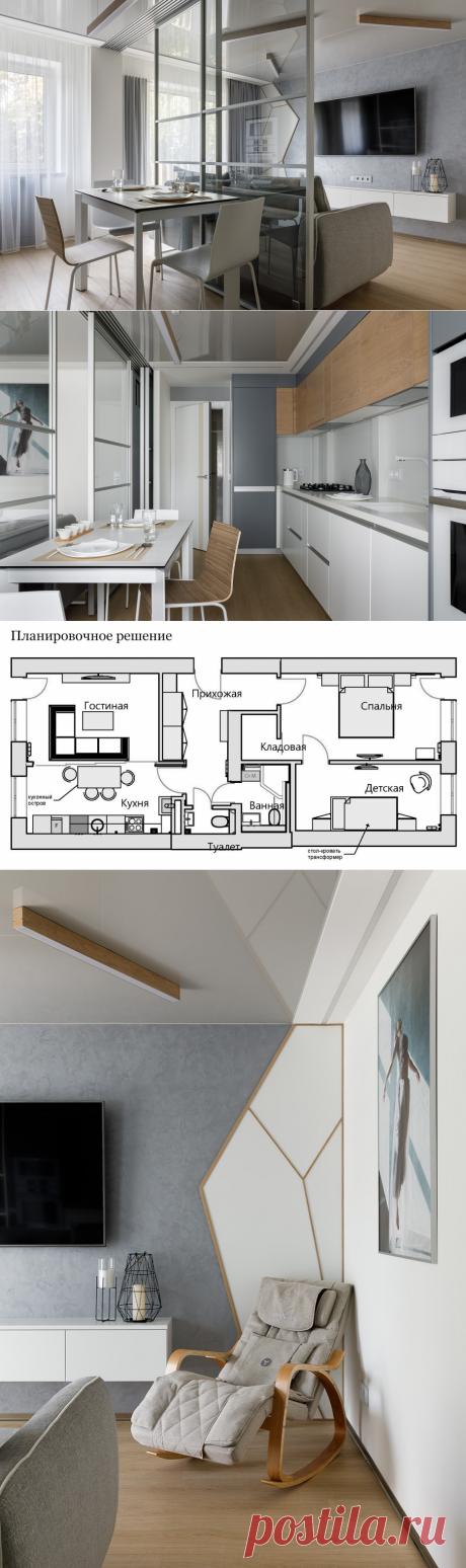 Проект недели: Минималистичная кухня в старом доме Калининграда   Houzz Россия