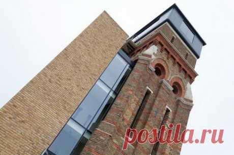 Дом в водонапорной башне в Лондоне (Интернет-журнал ETODAY)