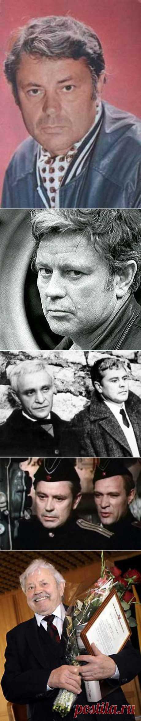 90 лет актеру Донатасу Банионису / Назад в СССР / Back in USSR