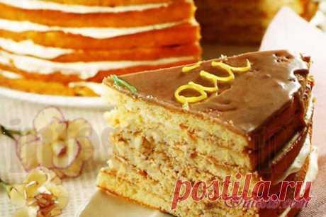 Торт «МАЙСКИЙ»