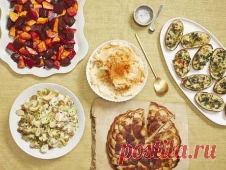50 рецептов гарниров из картофеля Гарниры | Гранд кулинар