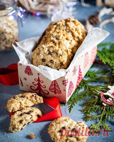 И к столу, и в подарок! Пять рецептов праздничного печенья