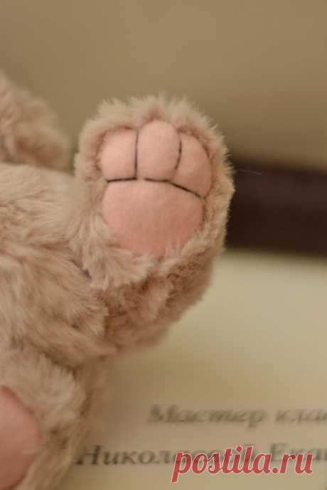Утягивание пальчиков на нижних лапках: мастер-класс — Сделай сам, идеи для творчества - DIY Ideas