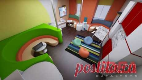 Idea Room Office by I-Dea Catalysts
