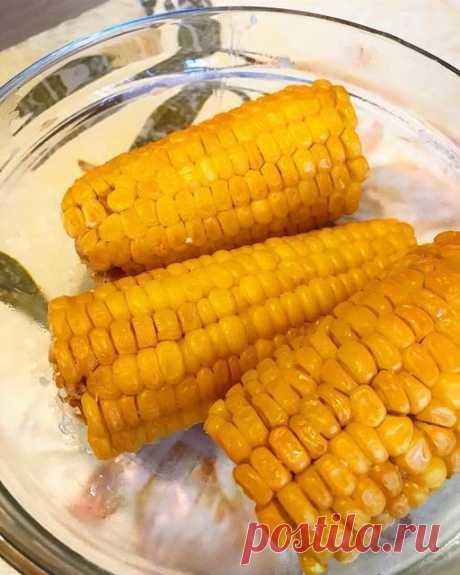 Кукуруза вареная в молоке Автор рецепта Наталья - Cookpad