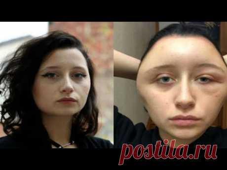 Вернувшись из параллельного мира,девушка посмотрела в зеркало,и обомлела.Загадки параллельного мира - YouTube