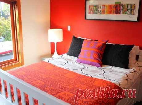 Как оформить стены в спальне: 15 вариантов и советы эксперта — Roomble.com