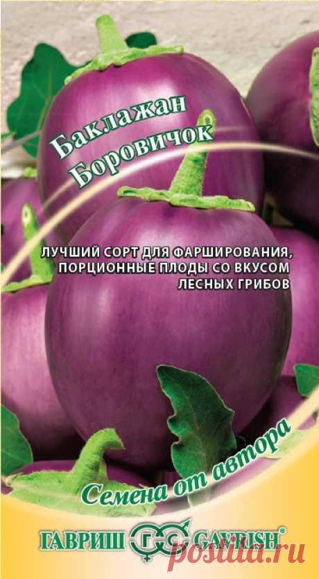 """Баклажан """"Боровичок"""""""