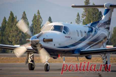 Фото XSN Pilatus PC-12 (N82NG) - FlightAware