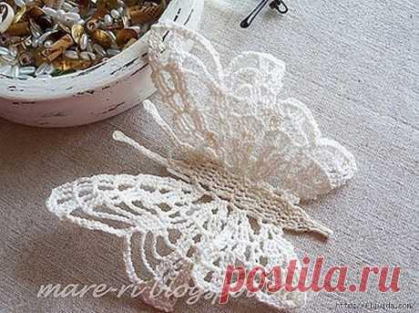 Изящные бабочки