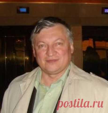 Сегодня 23 мая в 1951 году родился(ась) Анатолий Карпов-ШАХМАТИСТ