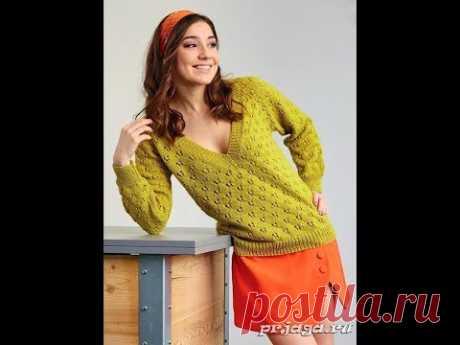 Красивые Пуловеры для Стильных Дам / Beautiful Pullovers for Stylish Ladies
