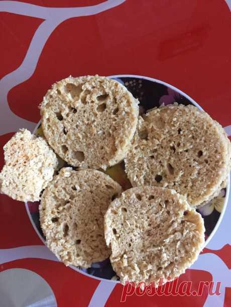 ПП хлеб без муки за 4-5 минут в микроволновке | Вкусные и полезные ПП рецепты | Яндекс Дзен