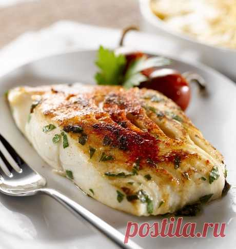 Блюда из трески - вкусные рецепты с морской рыбой