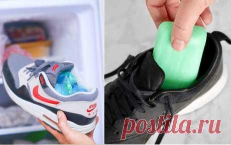 Если кроссовки дурно пахнут: способы решить надоевшую проблему — Полезные советы