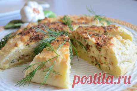 Луковый пирог Сливочное наслаждение - угощение для Айнуры (т\с «Кухня»). Рецепт c фото, мы подскажем, как приготовить!