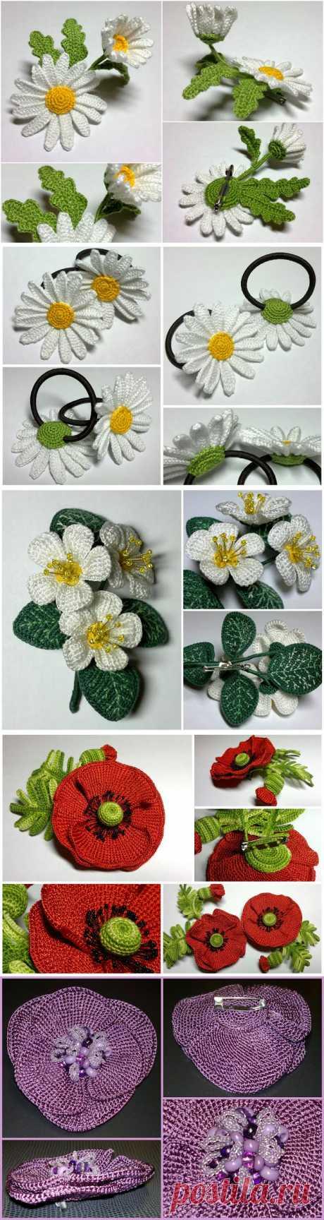 удивительные цветы от КСЕНИИ.