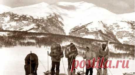 Очередная «тайна Перевала Дятлова».  Чивруайская трагедия на Кольском полуострове