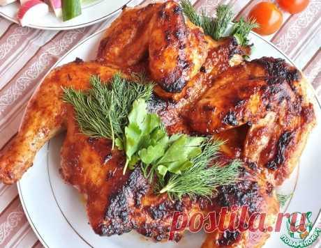 Цыпленок-гриль в рассоле – кулинарный рецепт
