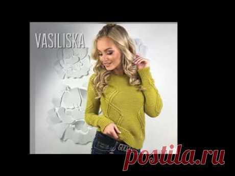 Вязаный Свитер для Современных Женщин / Knitted Sweater for Modern Women