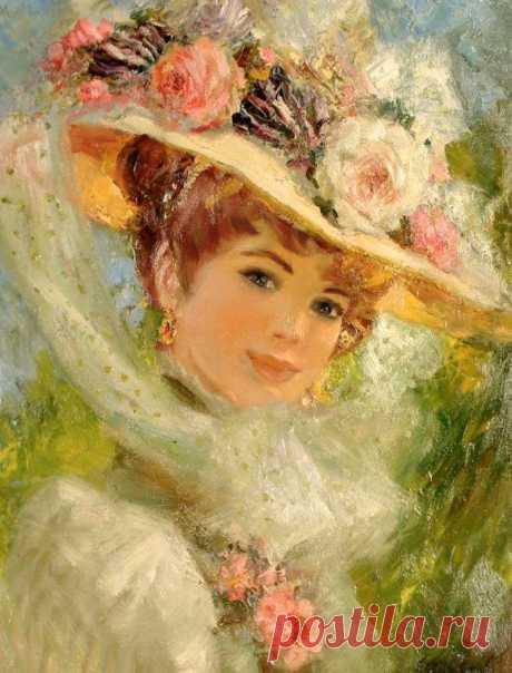 Женщина — это, как семь Нот... Вроде, одни и те же, А каждый День Новая...