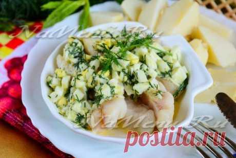 Рыба по-польски, самая вкусная и простая в приготовлении