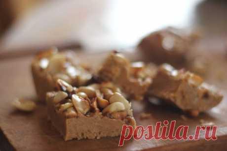 Карамельные конфеты с арахисом  Ингредиенты:... / Еда и напитки / Рецепты / Pinme.ru