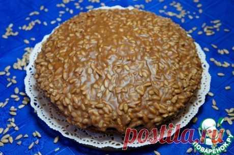 Муравьиный пирог – кулинарный рецепт