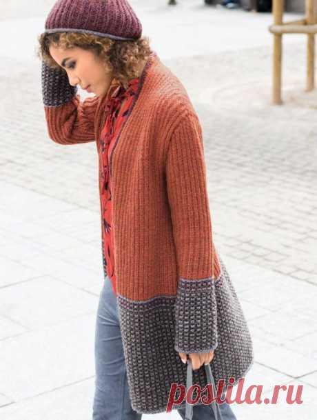 @maaikevreugde Pinterest pin Easy Cardigan Knitting Patterns for beginners   Knitting patterns for beginners