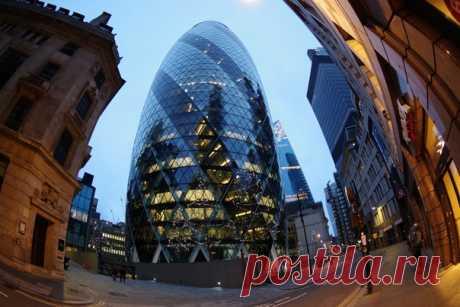 «Огурец» Лондонский небоскреб Мэри-Экс в объективе Оксаны Бухиной: nat-geo.ru/community/user/224266