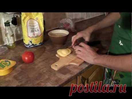 Волшебные пакоры, овощи в кляре - YouTube