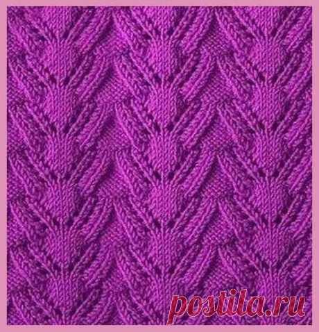 Beautiful pattern \/ Knitting spokes