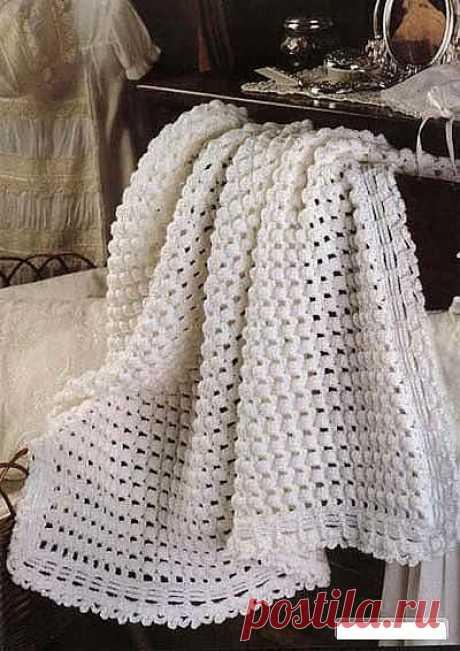 Покрывало для дома. Схема вязания крючком. - разное для дома <!--if(ВЯЗАНИЕ ДЛЯ ДОМА)-->- ВЯЗАНИЕ ДЛЯ ДОМА<!--endif--> - Каталог статей - Вязание крючком, вязание спицами, схемы вязания,вязание