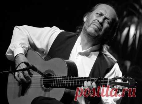 «Entre dos aguas»: играет гений «нового фламенко» Пако де Лусия