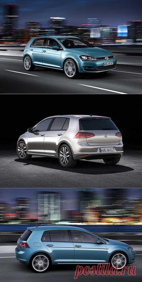 VW Golf остается самым популярным автомобилем в Европе.