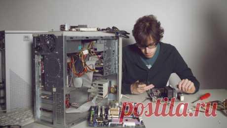 Как устроен компьютер? Первый и второй уровни - физический и виртуальный | Техника и Интернет