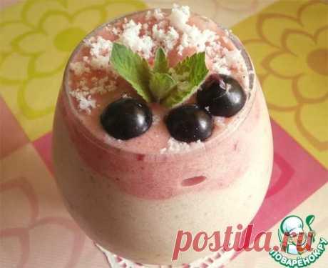 Волшебное мягкое мороженое - кулинарный рецепт
