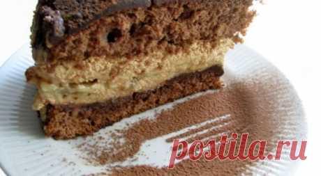 Торт нахальный банан рецепт приготовления   Sous-Chef.ru - готовить нужно вкусно