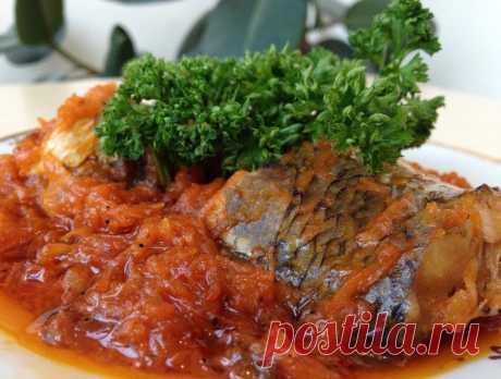 Рыба под маринадом - бабушкин рецепт | Ольга Матвей | Готовить Просто | Яндекс Дзен
