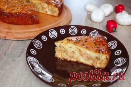 Лучшее тесто для заливных пирогов