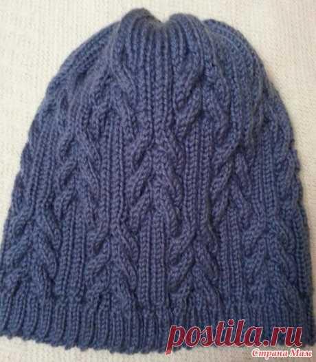. Утеплились - шапочка и шарфик - Вязание - Страна Мам