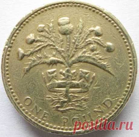 1989 £1, One Pound Thistle & Royal Diadem Scotland, GIFT, NEW YEAR, COLLECTION  | eBay Since its launch the £1 has always represented the United Kingdom and its constituent parts; England, Wales, Scotland and Northern Ireland. RARE 1989 ELIZABETH II. We're only happy if you are. You will not receive the item in the photos. | eBay!