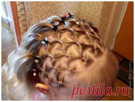 hairdresses for girls on final in children's... \/ Hairdresses \/ hairdresses in photo \/ Pinme.ru